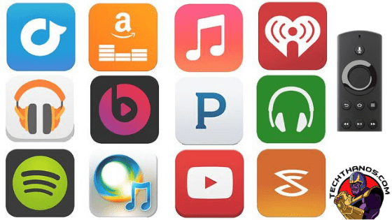 Firestick Channels for music