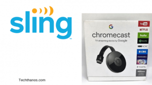 sling tv chromecast guide