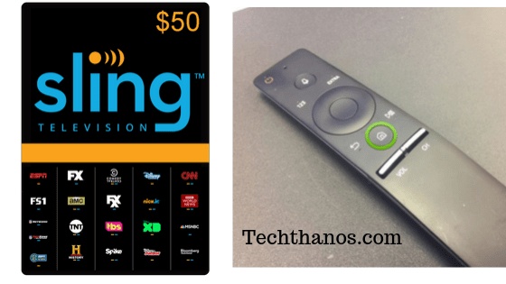 how to install sling tv on samsung