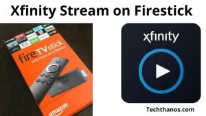 Xfinity Stream on Firestick