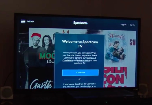 how to install spectrum tv on fire stick