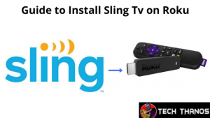 Install Sling Tv on Roku