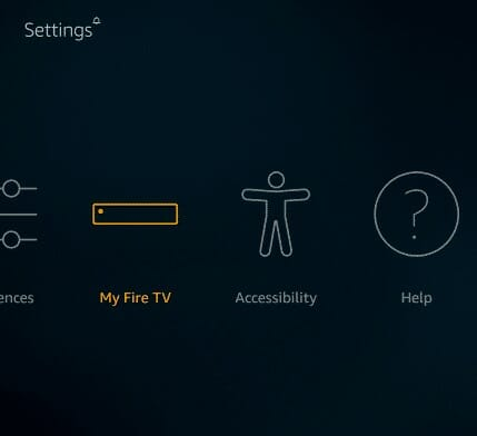 Mouse Toggle fire tv