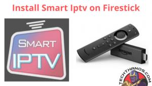 Smart Iptv on Firestick