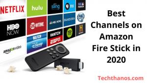 best channels on amazon firestick