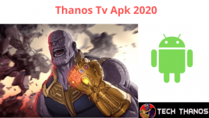 thanos tv apk
