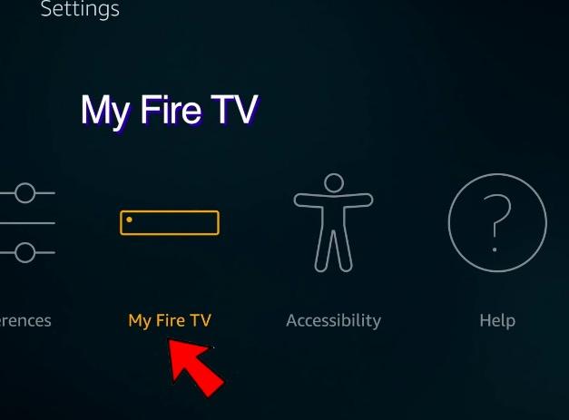 my fire tv