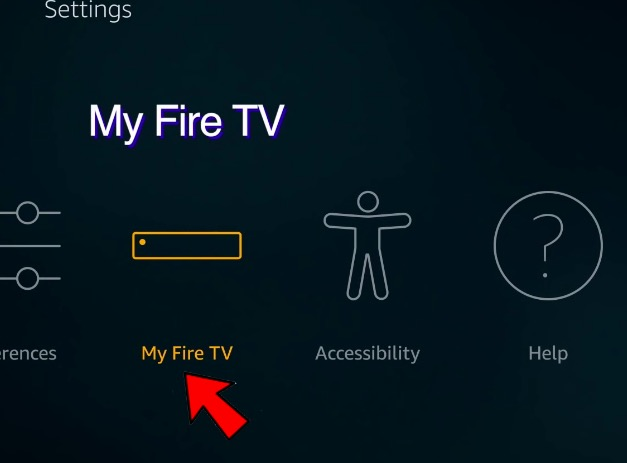 my fire tv