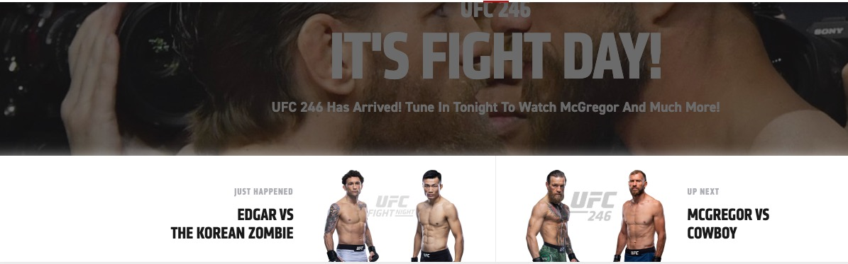 watch ufc on firestick