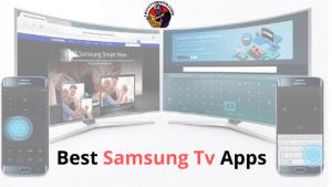 Best Samsung Tv Apps