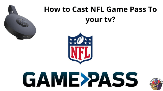 NFL Game Pass Chromecast