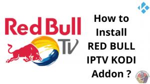 RED BULL IPTV KODI Addon