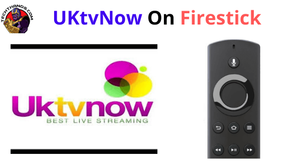How to install uktvnow on firestick