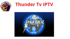 Thunder Tv IPTV