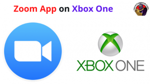 Zoom App on Xbox One