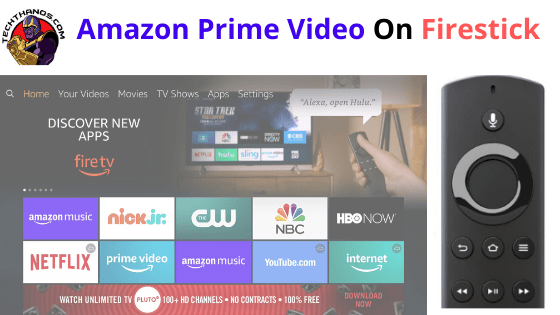 How to Search Amazon Prime Video on Firestick How to get Install prime video on firestick.