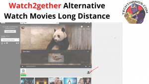 watch2gether Alternative