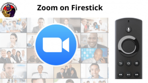 zoom on firestick