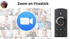 zoom on firestick