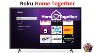 Roku Home Together