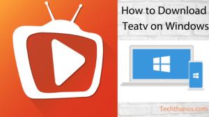 teatv windows download