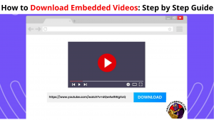 Download Embedded Videos