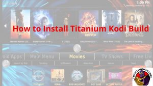 Install Titanium Kodi Build