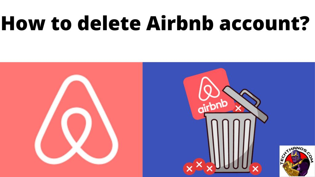 How to delete Airbnb account
