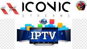 Iconic stream IPTV
