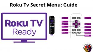 Roku Tv Secret Menu