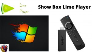Show Box Lime Player