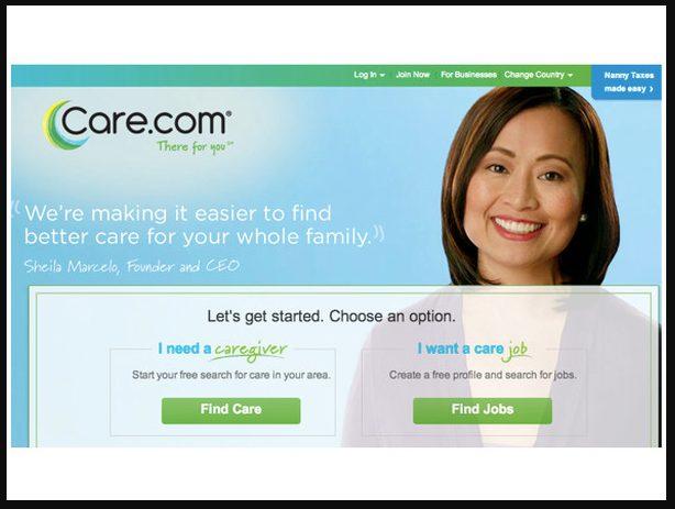 care.com account