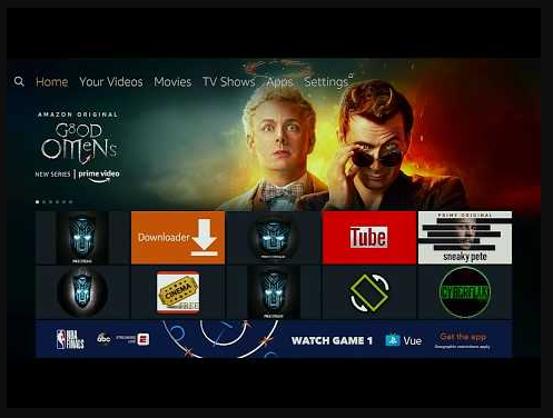 install Primestreams IPTV on FireStick or Android devices