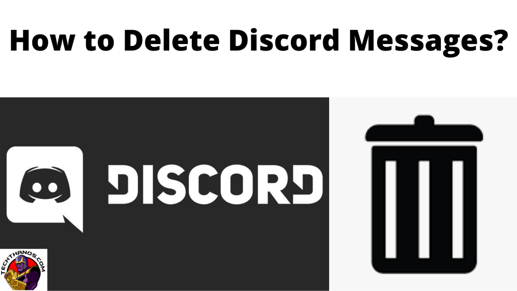 How to Delete Discord Messages_