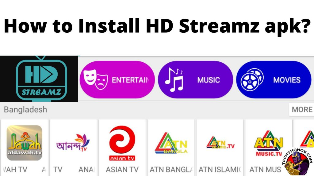 How to Install HD Streamz apk_ (1)