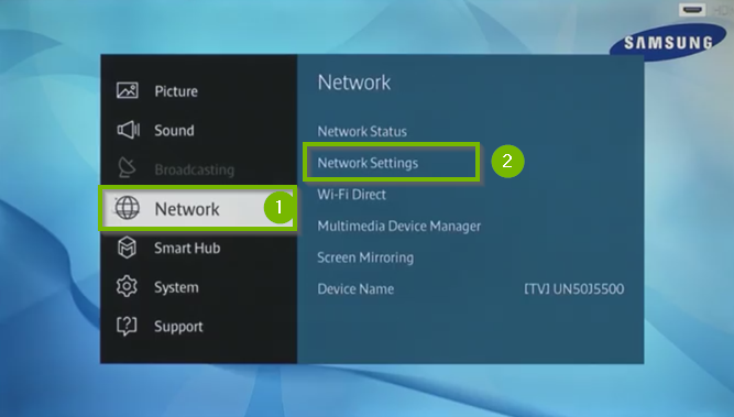 Fix Samsung TV Not Connecting to WiFi Issue