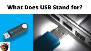 What Does USB Stand for_