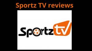 SPORTZ TV reviews