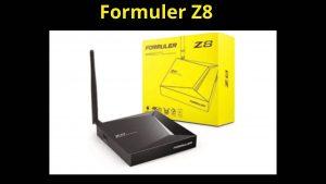 Formuler Z8