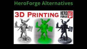 HeroForge Alternatives