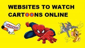 Cartoons online free