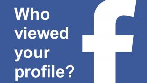 Who Viewed my Facebook