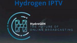 Hydrogen IPTV
