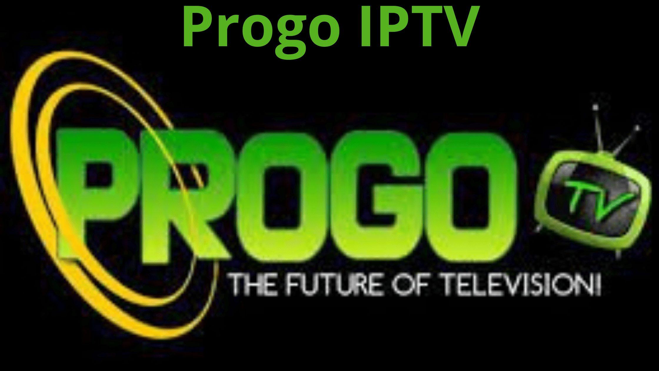 Progo IPTV